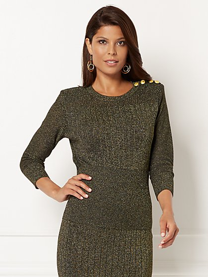Eva Mendes Collection - Adira Sweater - New York & Company