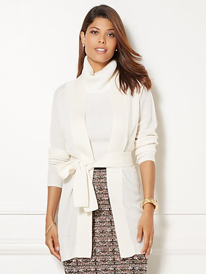Eva Mendes Collection - Ainsley Duster  - New York & Company