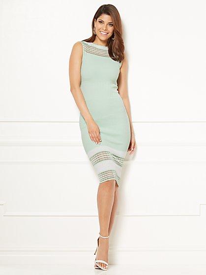 Eva Mendes Collection - Alexa Shift Dress - New York & Company