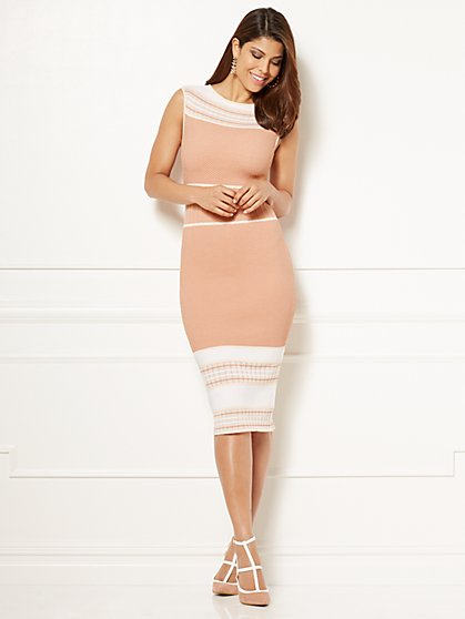 Eva Mendes Collection - Alexa Shift Dress - New York & Company
