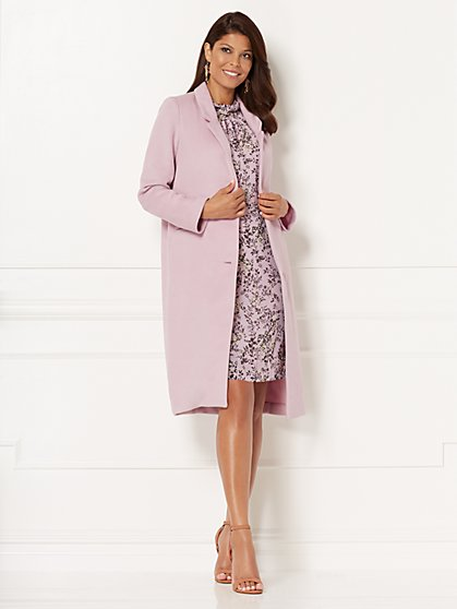 Eva Mendes Collection - Alize Coat - New York & Company