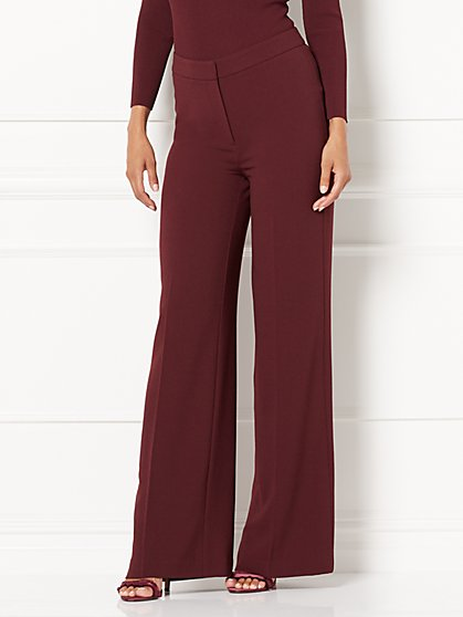 Eva Mendes Collection - Ana Palazzo Pant - New York & Company