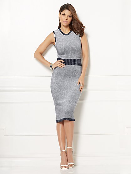 Eva Mendes Collection - Aurelia Sweater Dress - New York & Company