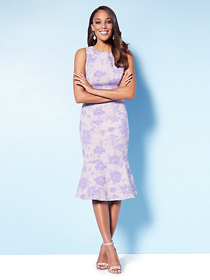 Eva Mendes Collection - Bettina Dress - New York & Company