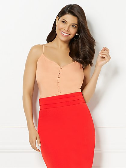 Eva Mendes Collection - Camille Camisole Top - New York & Company
