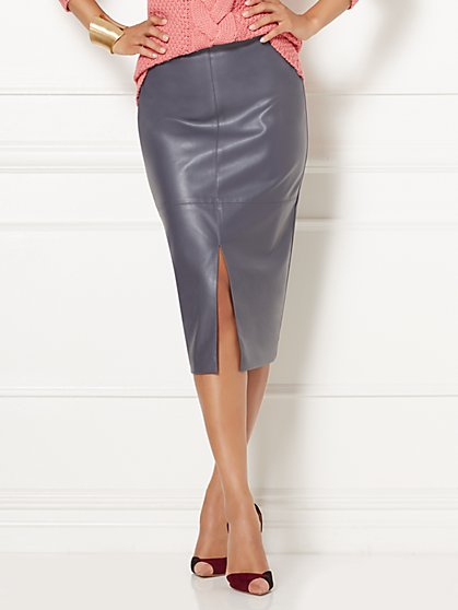 Eva Mendes Collection - Carly Pencil Skirt  - New York & Company