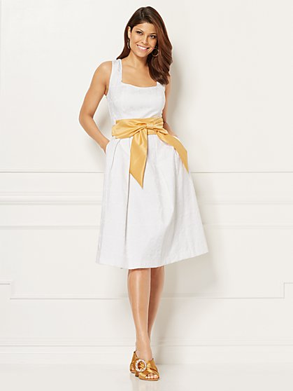 Eva Mendes Collection - Catarina Dress - Petite - New York & Company