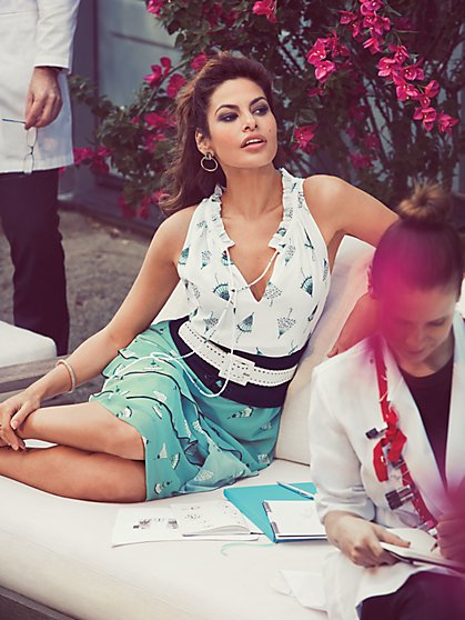 Eva Mendes Collection - Catia Dress - New York & Company