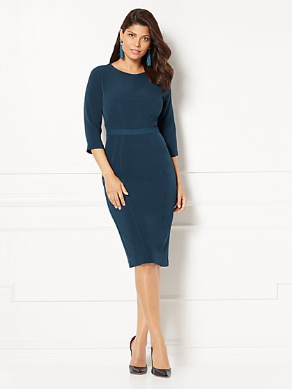 Eva Mendes Collection - Daiva Sheath Dress - New York & Company