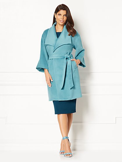 Eva Mendes Collection - Delfina Coat - New York & Company