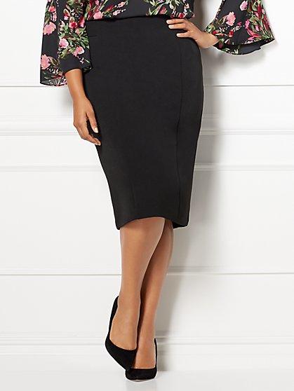 Eva Mendes Collection - Emma Pencil Skirt - Plus - New York & Company