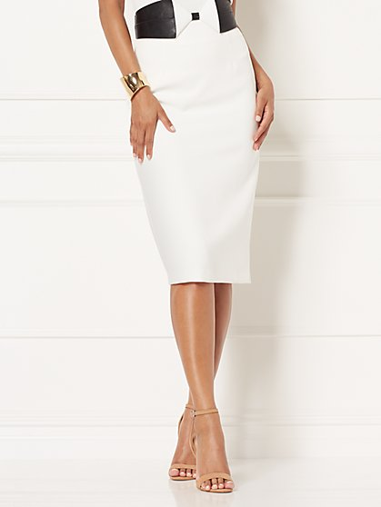 Eva Mendes Collection - Emma Pencil Skirt - New York & Company