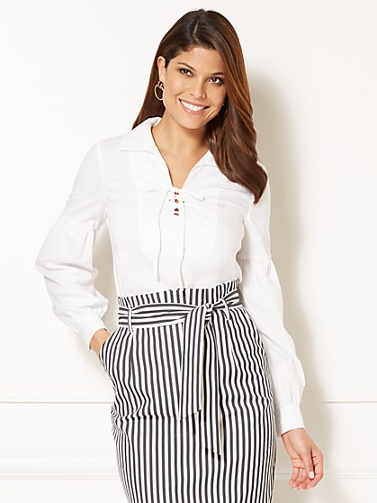 Eva Mendes Collection - Erica Shirt - New York & Company