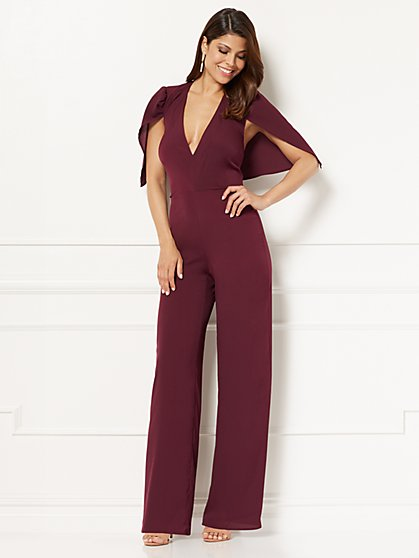 Eva Mendes Collection - Esme Jumpsuit - New York & Company