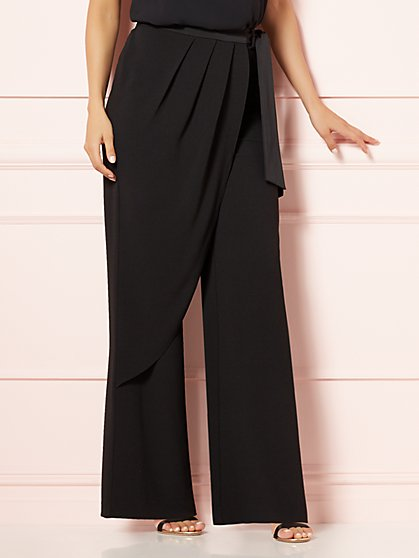 Eva Mendes Collection - Evelyn Palazzo Pant - New York & Company