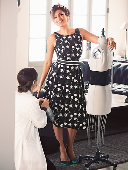 Eva Mendes Collection - Felicity Dress - New York & Company