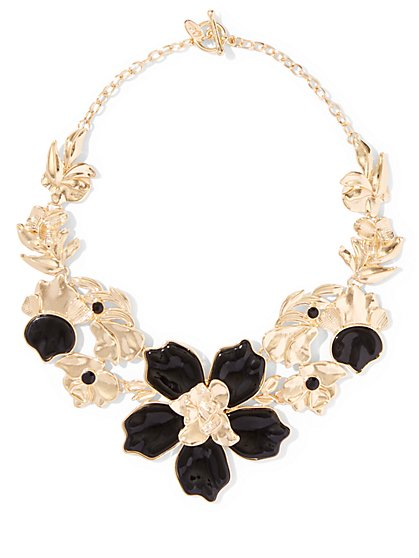 Eva Mendes Collection - Floral Necklace - New York & Company