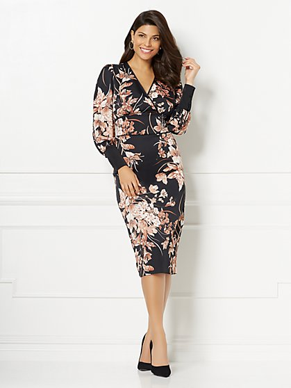 Eva Mendes Collection - Florencia Sheath Dress - New York & Company