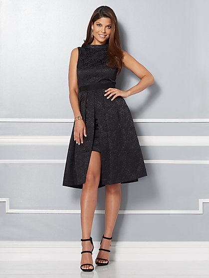Eva Mendes Collection - Freya Dress - Jacquard - New York & Company