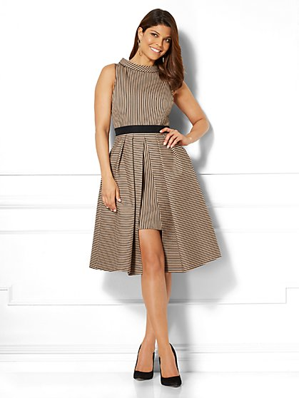 Eva Mendes Collection - Freya Dress - Petite - New York & Company