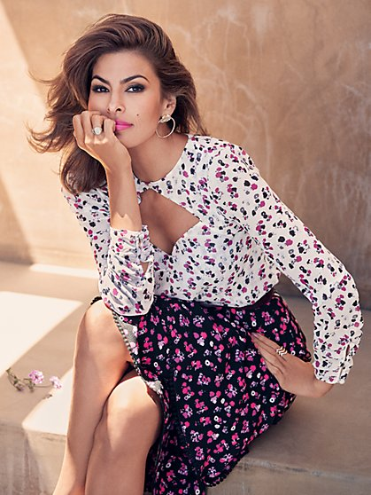 Eva Mendes Collection - Gilda Blouse  - New York & Company