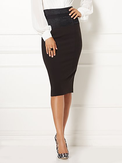 Eva Mendes Collection - Hayden Corset Skirt  - New York & Company