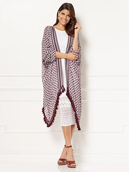Eva Mendes Collection - Jacqueline Kimono Jacket - New York & Company