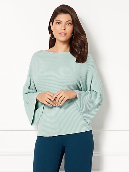 Eva Mendes Collection - Jayla Dolman Sweater - New York & Company