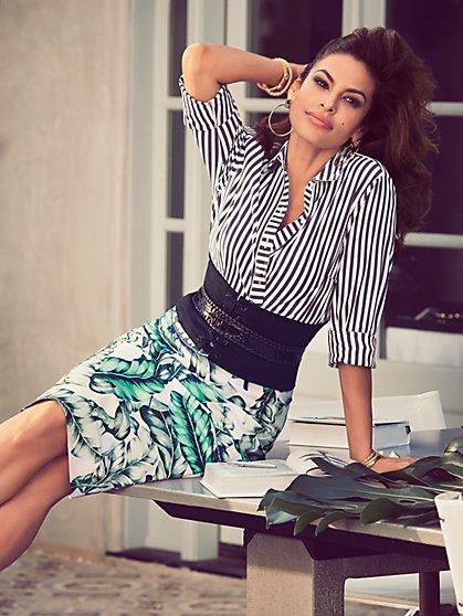 Eva Mendes Collection - Joana Skirt - Tall - New York & Company