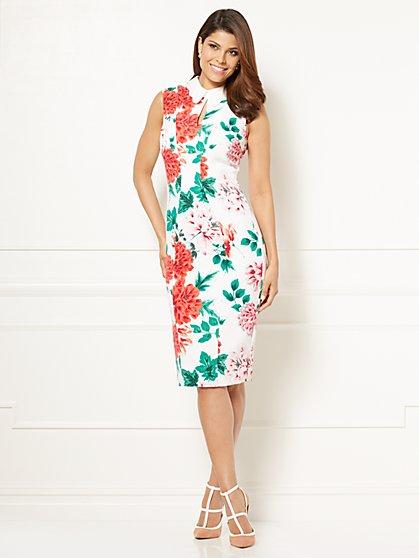 Eva Mendes Collection - Josephine Sheath Dress - Petite - New York & Company