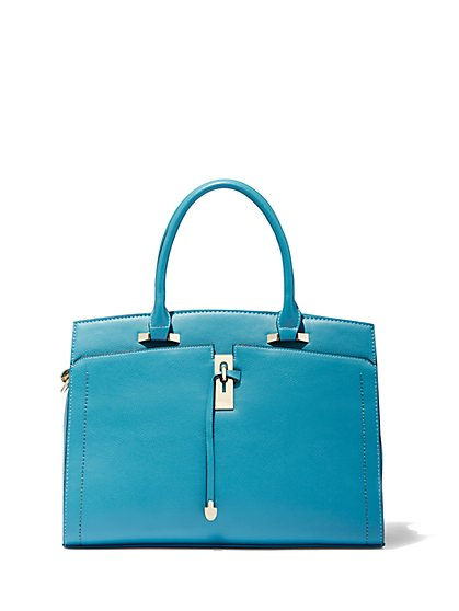Eva Mendes Collection - Large Satchel  - New York & Company