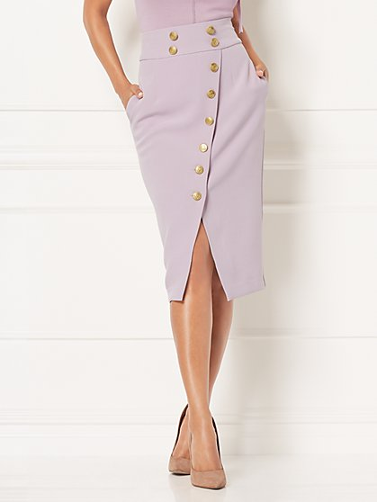 Eva Mendes Collection - Layla Skirt - Petite - New York & Company