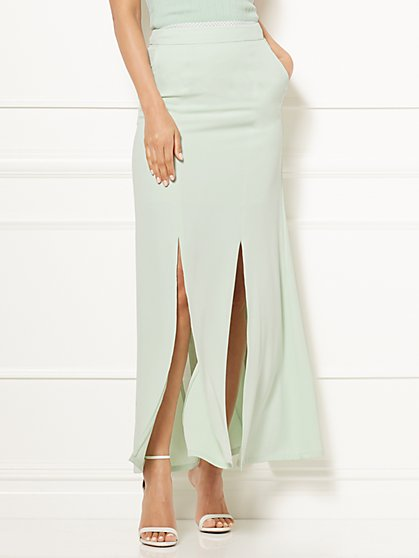 Eva Mendes Collection - Lori Maxi Skirt - New York & Company