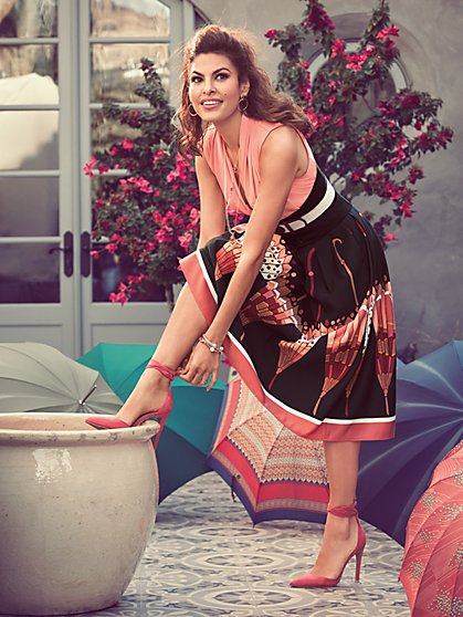 Eva Mendes Collection - Maddie Skirt - Tall - New York & Company
