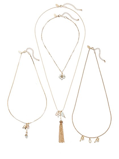 Eva Mendes Collection - Madre Necklace  - New York & Company