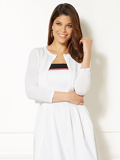 Eva Mendes Collection - Maia Cardigan - New York & Company