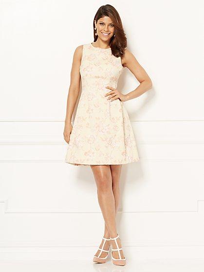 Eva Mendes Collection - Maria Dress - Jacquard - New York & Company