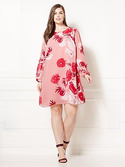 Eva Mendes Collection - Maribel Dress - Plus - New York & Company
