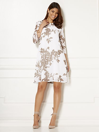 Eva Mendes Collection - Maribel Dress - Tall - New York & Company