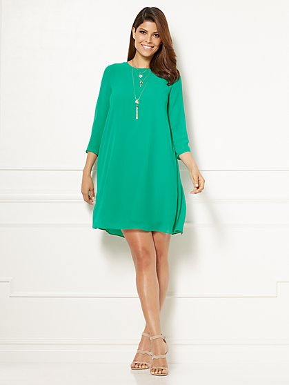 Eva Mendes Collection - Maribel Shift Dress - New York & Company