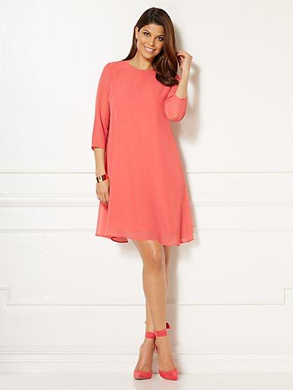 Eva Mendes Collection - Maribel Shift Dress - New York & Company