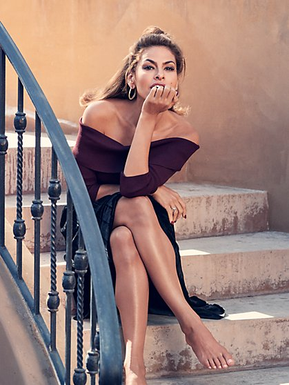 Eva Mendes Collection - Marta Bodysuit - New York & Company