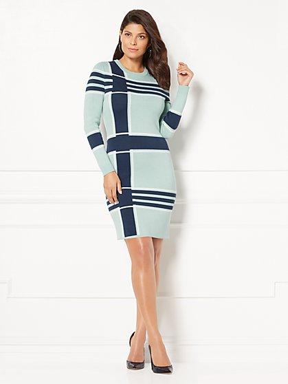 Eva Mendes Collection - Melina Sweater Dress - New York & Company