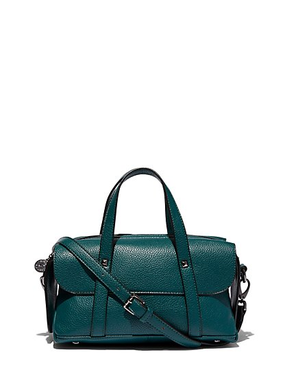 Eva Mendes Collection - Mini Satchel  - New York & Company