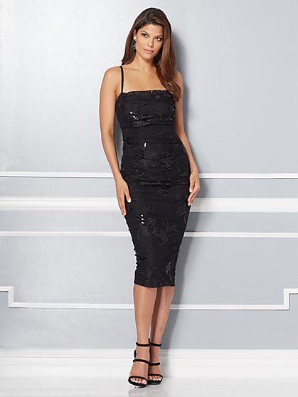 Eva Mendes Collection - Neves Corset Dress - New York & Company