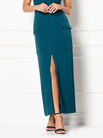 Eva Mendes Collection - Octavia Maxi Skirt  - New York & Company