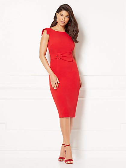 Eva Mendes Collection - Rhonda Sheath Dress - New York & Company