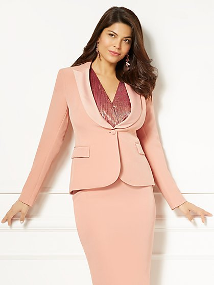 Eva Mendes Collection - Riley Tuxedo Jacket - New York & Company