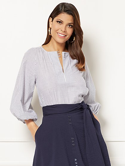 Eva Mendes Collection - Rio Blouse - New York & Company