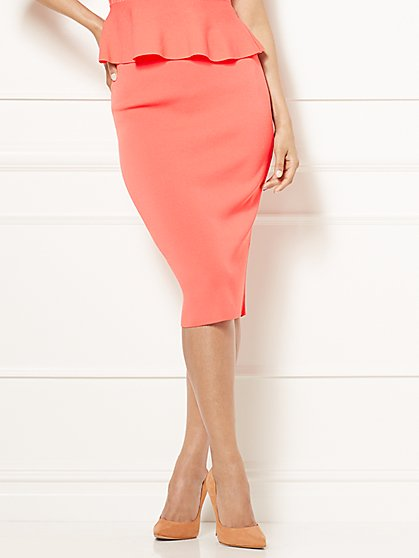 Eva Mendes Collection - Rory Sweater Skirt - New York & Company
